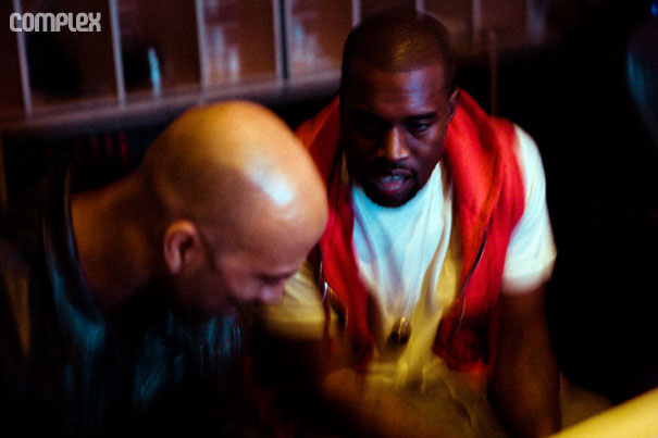 """> Kanye West in Hawaii: The Making Of """"My Beautiful Dark Twisted Fantasy"""" [40 + Pics] - Photo posted in The Hip-Hop Spot   Sign in and leave a comment below!"""