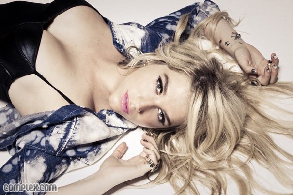 Ke$ha (Dec/Jan 2011 Cover Story)